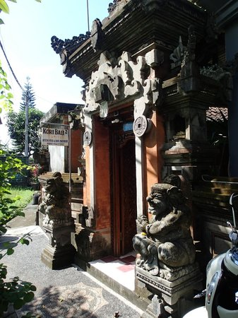 Door to Kori Bali Inn 2