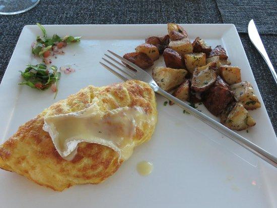 The Cove Eleuthera: delicious breakfast