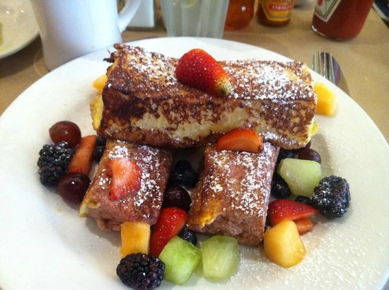 The most magnificent French Toast