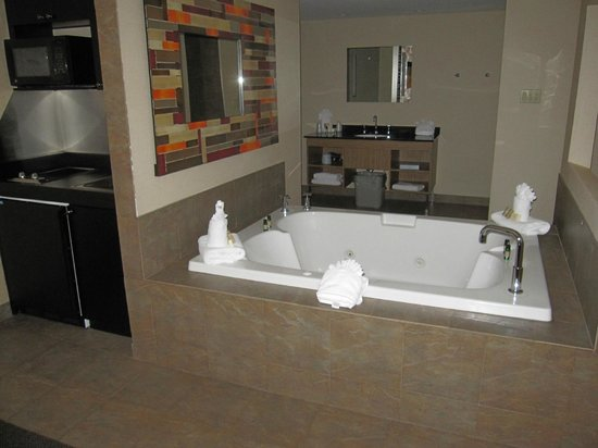 The Woodlands Inn : 2 person jacuzzi
