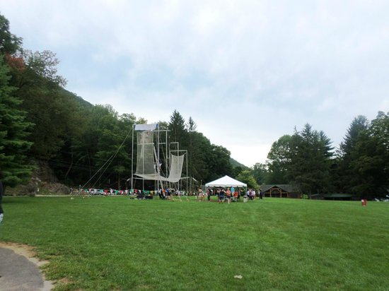Club Getaway: View to Trapeze