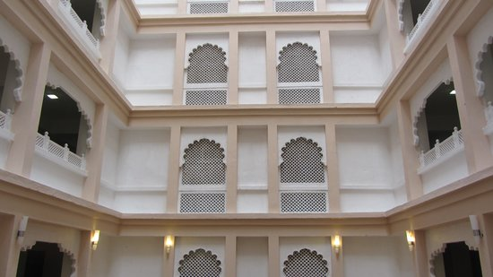 Nathdwara, Индия: Damodar Dham Accomodation