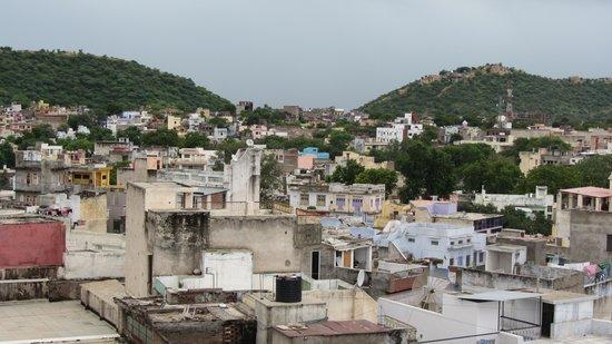 Nathdwara Town