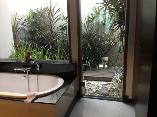 Villa de daun: bathroom