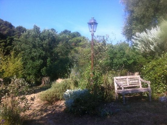 La Vieille Bergerie : Garden