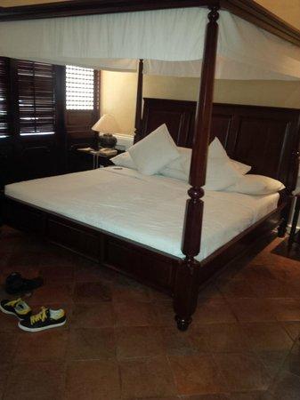 Plantation Bay Resort And Spa: bed