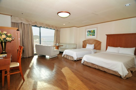 Songjung Hotel : Family room
