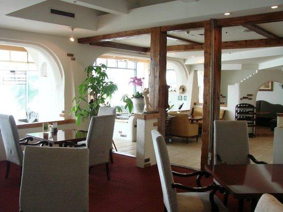 Songjung Hotel : Restaurant