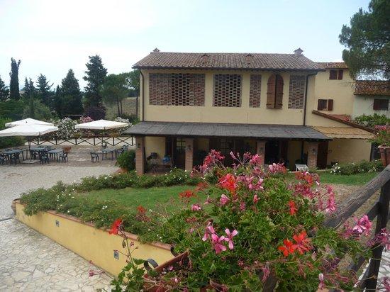 Agriturismo le Docce: Maison dans laquelle se trouve le Girasole