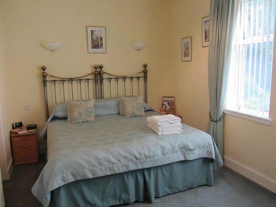 Bield B&B: bedroom