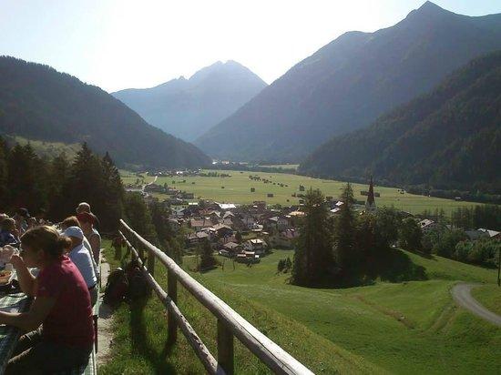 Naturparkhotel Ober-Lechtalerhof: Almfrühstück