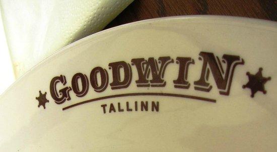 Goodwin Steak House: Goodwin plate