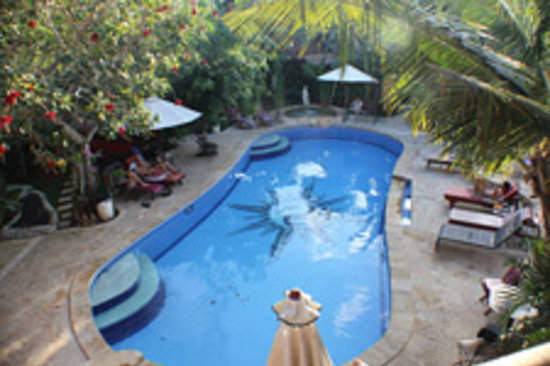 Serenity Eco Guesthouse and Yoga: pool
