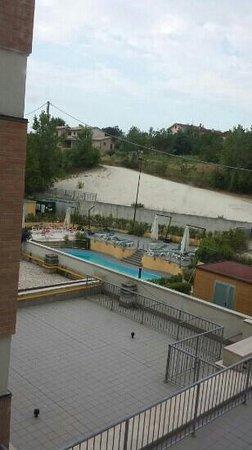 Klass Hotel: piscina
