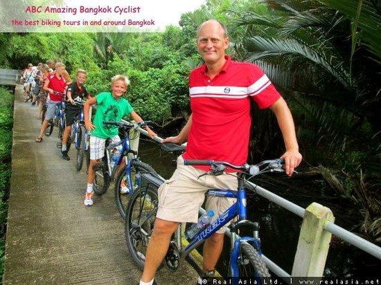 ABC Amazing Bangkok Cyclist: Lovely trip