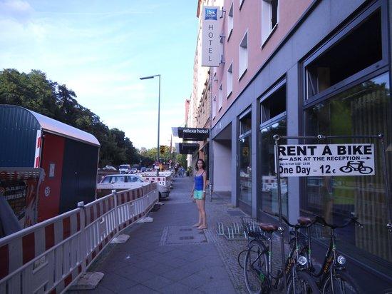 Relexa Hotel Stuttgarter Hof: Ilya Ak