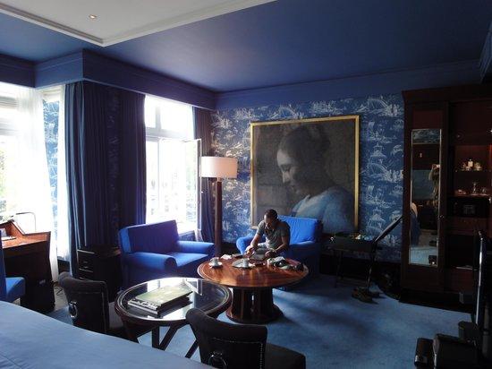 De L'Europe Amsterdam: Chambre 128