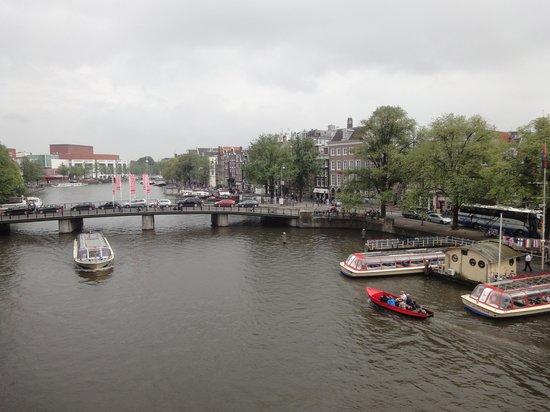 De L'Europe Amsterdam: Vue chambre 128