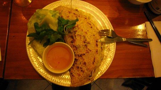 Mylyn: Vietnamese pancake