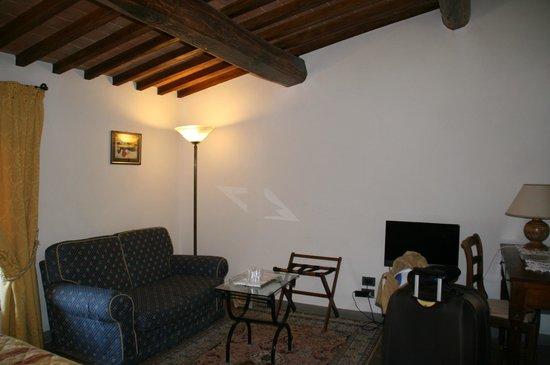 Hotel Palazzo Squarcialupi : Habitacion