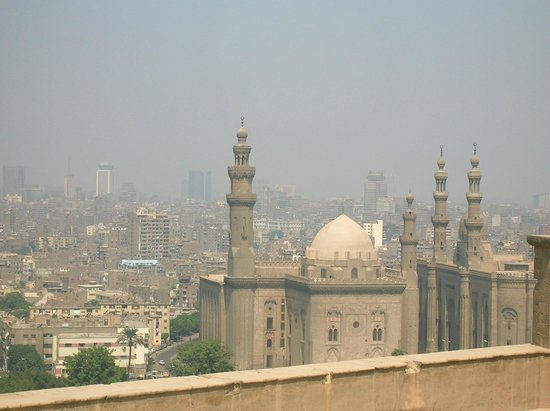 Safir Hotel Cairo: El cairo