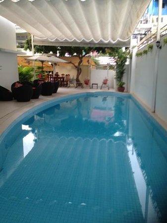 PC-Hotel: Piscine