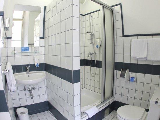 Hotel Am Schottenpoint: Badezimmer