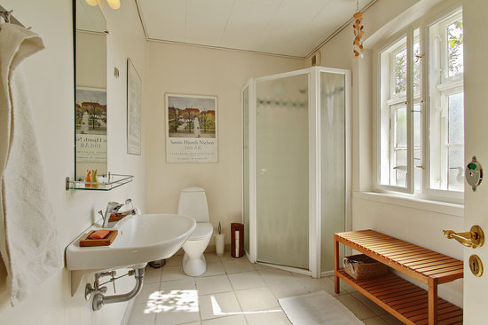 Pension Holm Molle: Bathroom