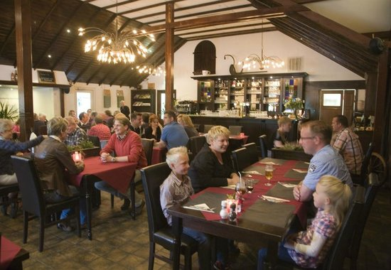 Antoons Restaurant: Gezellig restaurant