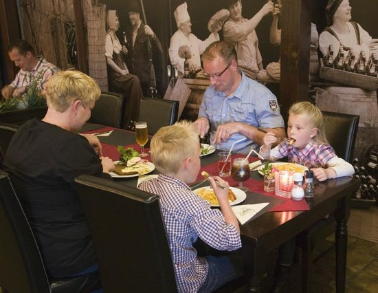 Antoons Restaurant: Uitgebreide menukaart, ook voor kinderen