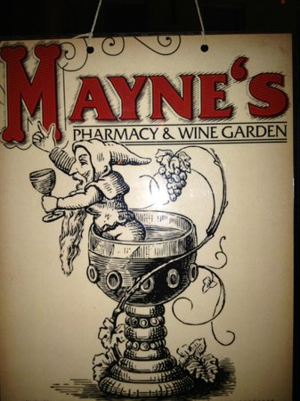 Arthur Mayne's Wine Bar