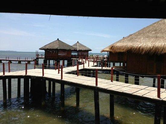 Loola Adventure Resort : Sea Chalets at Loola Resort, Bintan