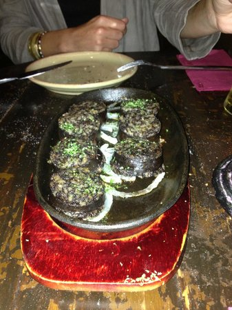 El Bareto: Black pudding