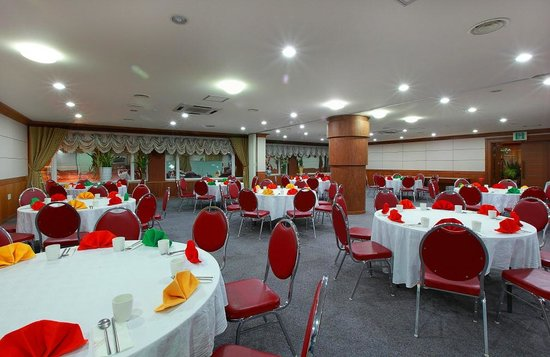 Gapyeong Seorak Tourist Hotel: Banquet
