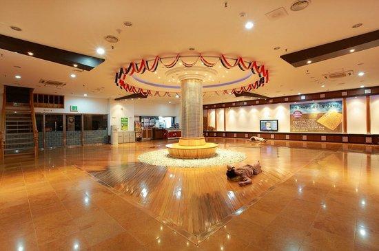 Gapyeong Seorak Tourist Hotel: Sauna(jim jil bang)