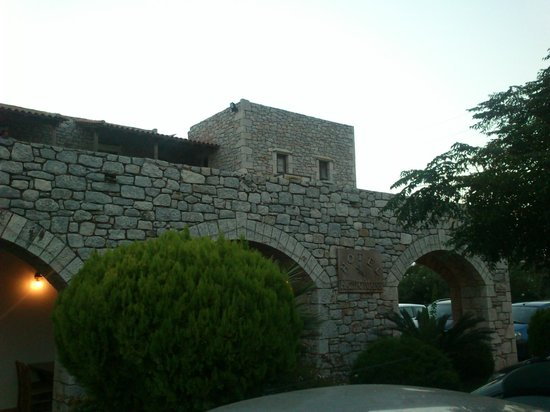 Kastro Maini Hotel: Exterior View