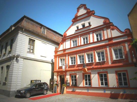 Hotel Schwarzer Bock
