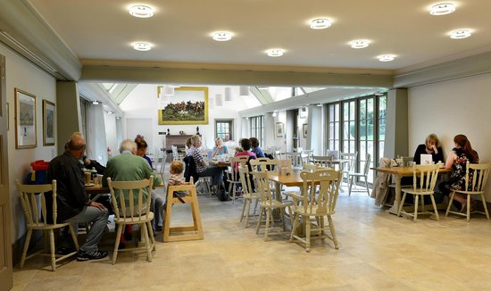 The Copper Beech Cafe at The Black Watch Castle & Museum