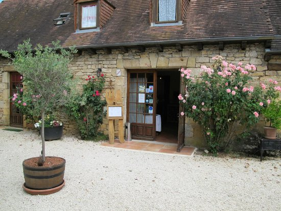L'Auberge du Peyrol - Chez Janine: Janine Moulinier, Sergeac.
