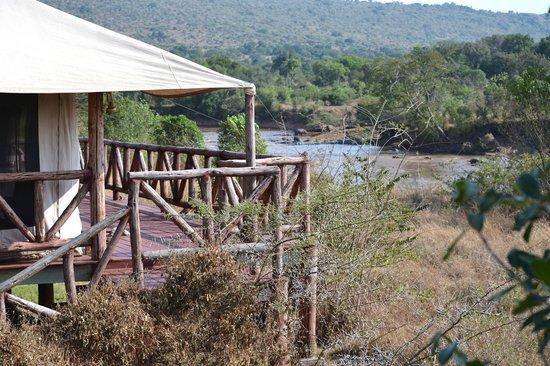 Neptune Mara Rianta Luxury Camp: Vista generale