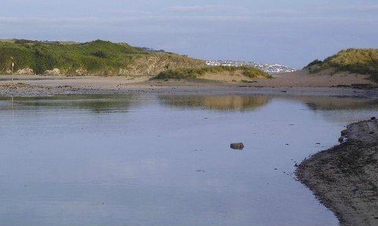 Hayle Towans Beach: Sand movement