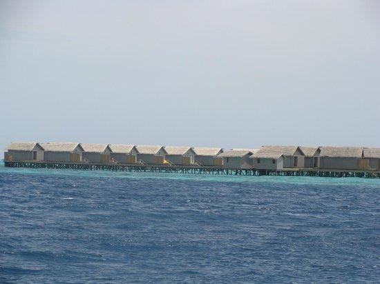 Centara Ras Fushi Resort & Spa Maldives: Outside View
