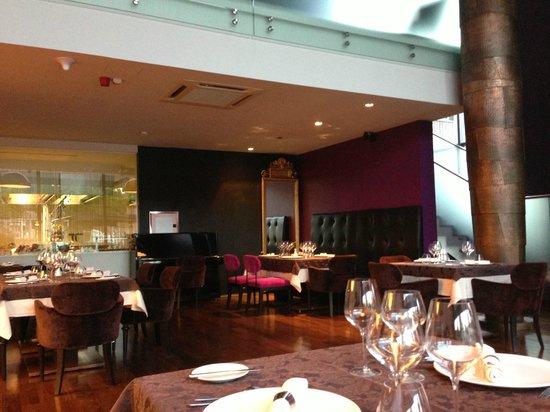 Bluesun Hotel Kaj: Dining room