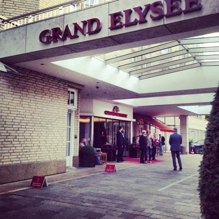 Grand Elysée Hotel Hamburg: hotel