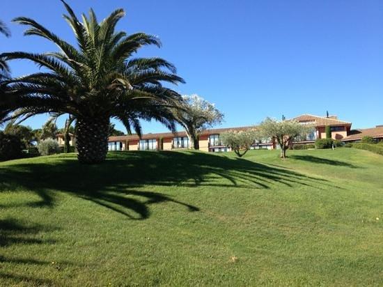 Torremirona Golf & Spa Resort: red