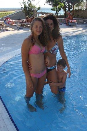 Mlini, Croatia: pool