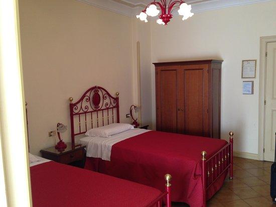 Hotel delle Palme: Camera