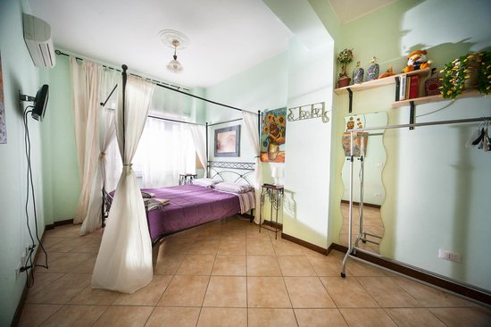 Casa Vacanze T&T: camera matrimoniale
