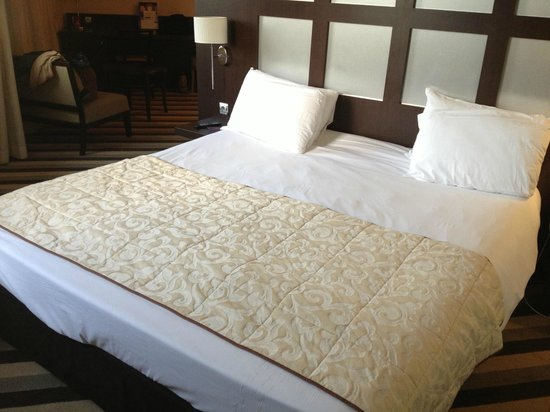 Mercure Rouen Champ de Mars Hotel : Grand lit