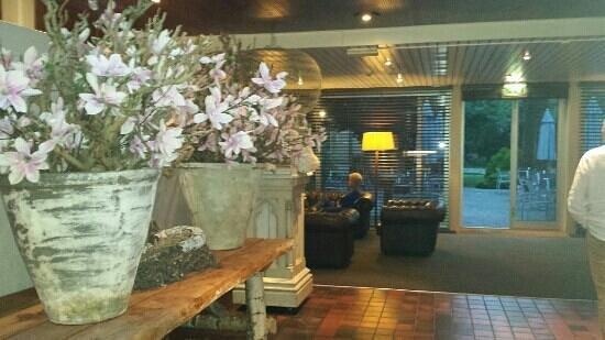 Fletcher Hotel-Restaurant Prinsen: reception